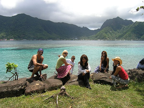 2009-10-10 Liquid Blue Band In Pago Pago American Samoa 011