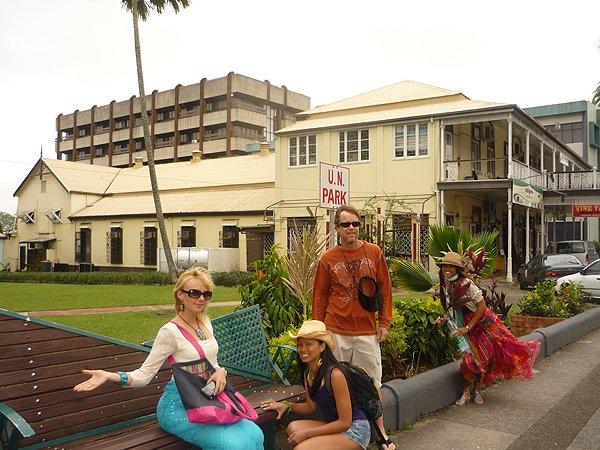 2009-10-10 Liquid Blue Band In Suva Fiji 008