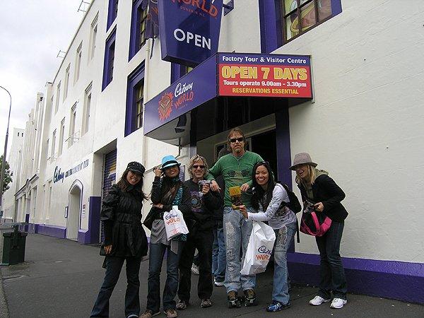 2009-10-20 Liquid Blue Band In Dunedin New Zealand 013