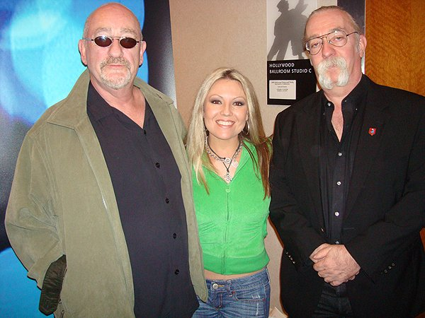 2009-11-21 Liquid Blue Band in Los Angeles CA with Dave Mason and Jeff Baxter