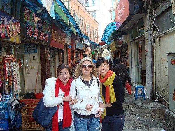 2010-01-03 Nikki Green of Liquid Blue Band In Gulangyu China 005