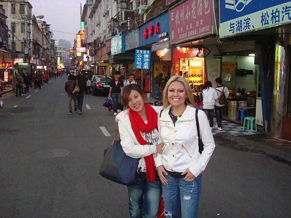 2010-01-03 Nikki Green of Liquid Blue Band In Xiamen China 001