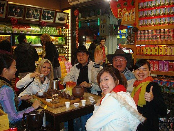 2010-01-03 Nikki Green of Liquid Blue Band In Xiamen China 004