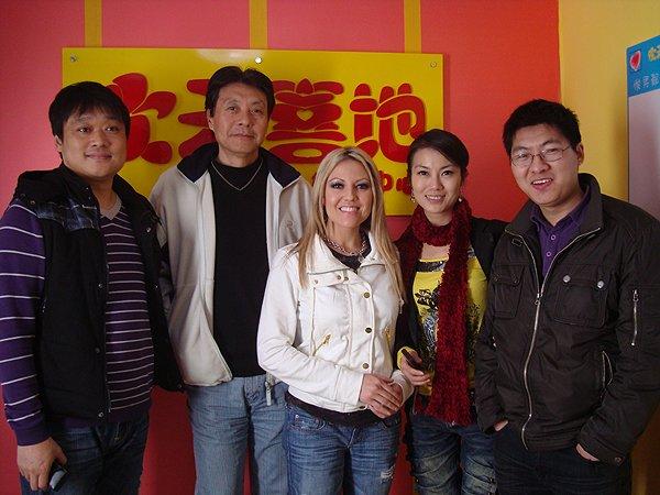 2010-01-04 Nikki Green of Liquid Blue Band In Xiamen China 006