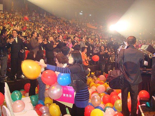 2010-01-09 Genting Malaysia Mn Idol Audience