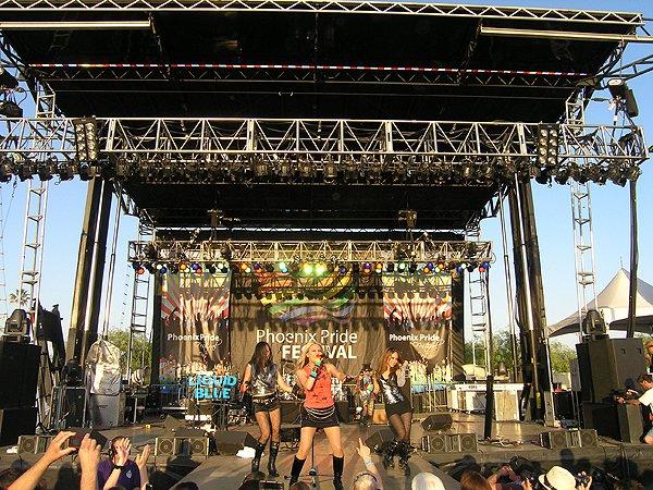 2010-04-18 Liquid Blue Band in Phoenix AZ at Pride Festival 026