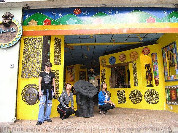 2010-11-17 Liquid Blue Band in Santo Domingo Dominican Republic 003