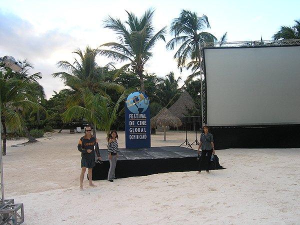 2010-11-20 Liquid Blue Band in Punta Cana Dominican Republic 023