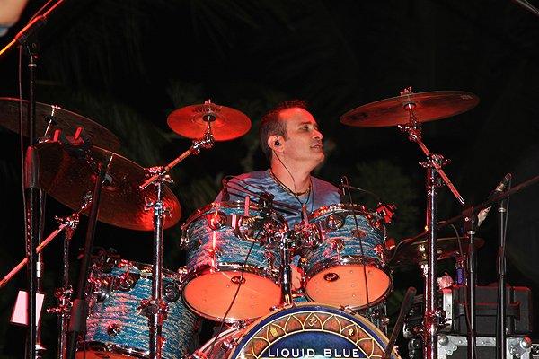 2010-11-20 Liquid Blue Band in Punta Cana Dominican Republic at Cap Cana 027