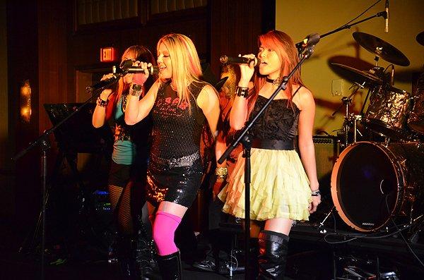 2011-01-15 Liquid Blue Band in Phoenix AZ at Sheraton Hotel 002