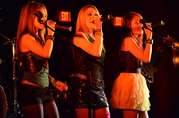 2011-01-15 Liquid Blue Band in Phoenix AZ at Sheraton Hotel 003