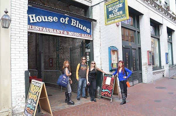 2011-03-22 Liquid Blue Band in New Orleans LA 006
