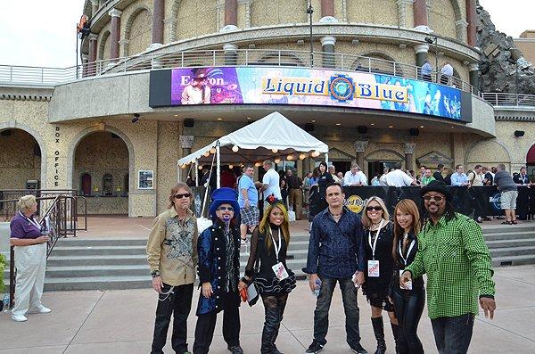2011-06-15 Liquid Blue Band in Orlando FL 002