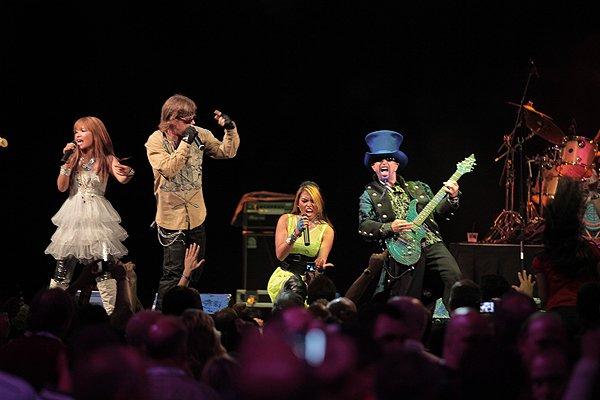2011-06-15 Liquid Blue Band in Orlando FL at Hard Rock Live 133