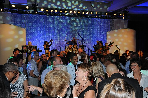2011-08-22 Liquid Blue Band in Atlanta GA at Marriott Marquis Hotel 020