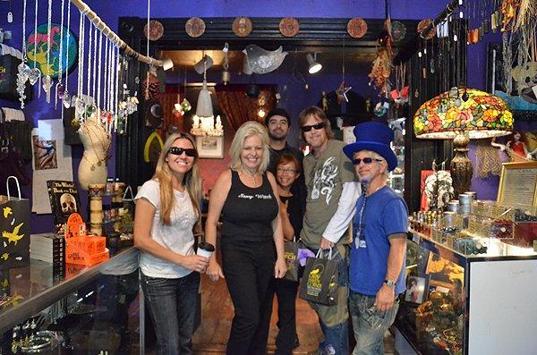 2011-09-26 Liquid Blue Band in Salem MA 006