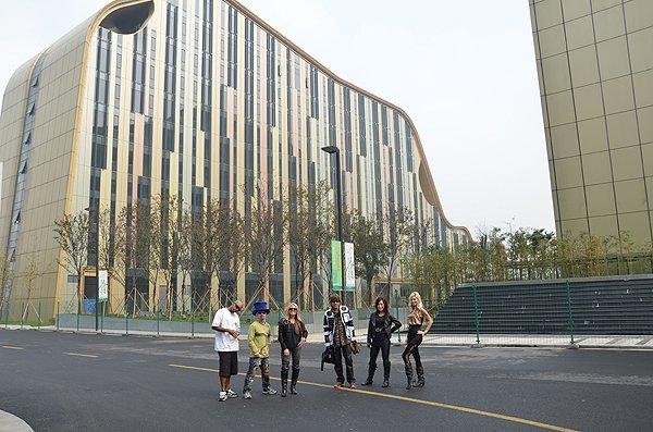 2011-10-21 Liquid Blue Band In Hangzhou China 002