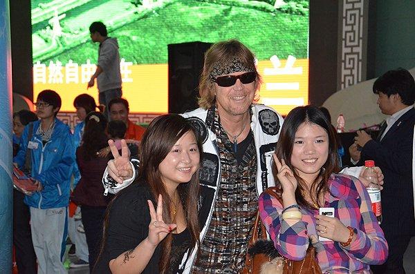 2011-10-21 Liquid Blue Band In Hangzhou China 008