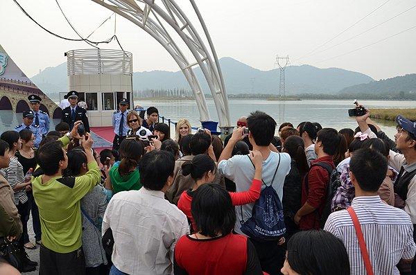 2011-10-22 Liquid Blue Band In Hangzhou China 025