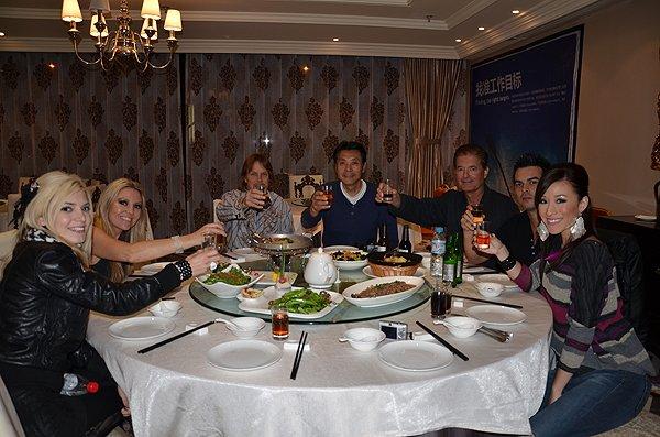 2011-10-25 Liquid Blue Band In Hangzhou China 004