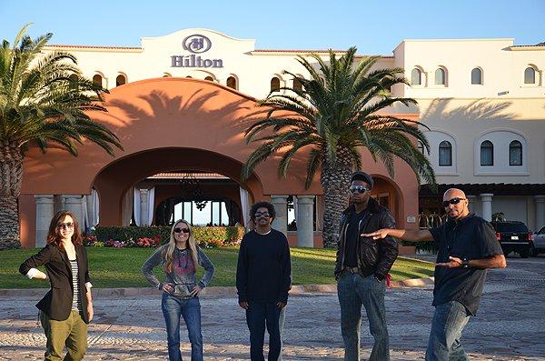 2012-03-21 Liquid Blue Band in Los Cabos Mexico 017