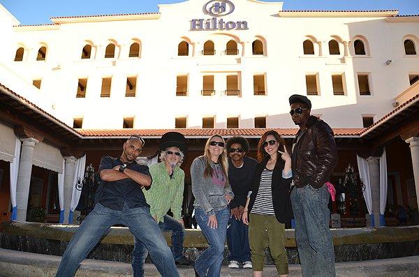 2012-03-21 Liquid Blue Band in Los Cabos Mexico 021