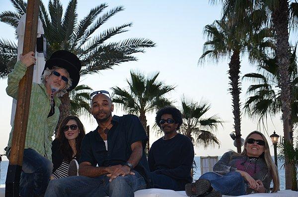 2012-03-21 Liquid Blue Band in Los Cabos Mexico 027