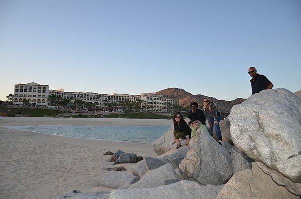 2012-03-21 Liquid Blue Band in Los Cabos Mexico 037