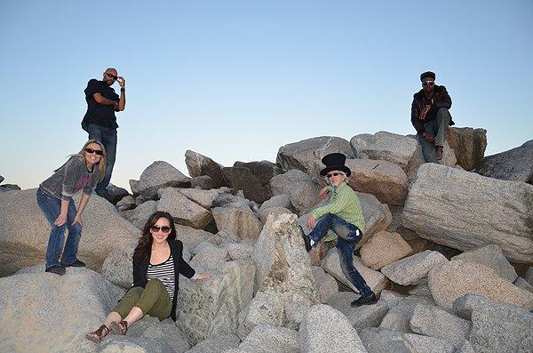 2012-03-21 Liquid Blue Band in Los Cabos Mexico 039