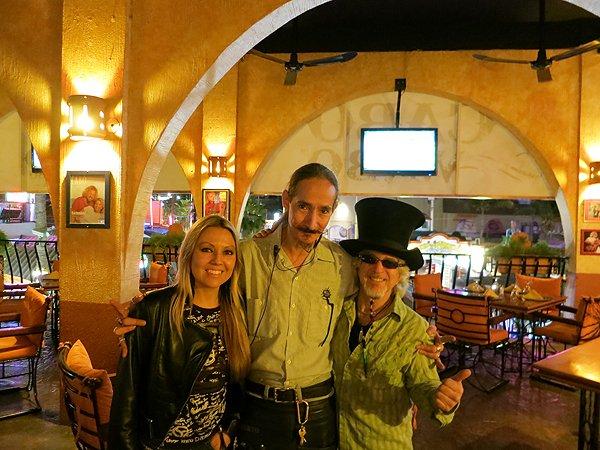 2012-03-21 Liquid Blue Band in Los Cabos Mexico 066