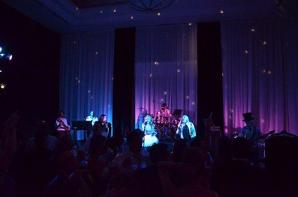2012-03-21 Liquid Blue Band in Los Cabos Mexico at Hilton Los Cabos 061