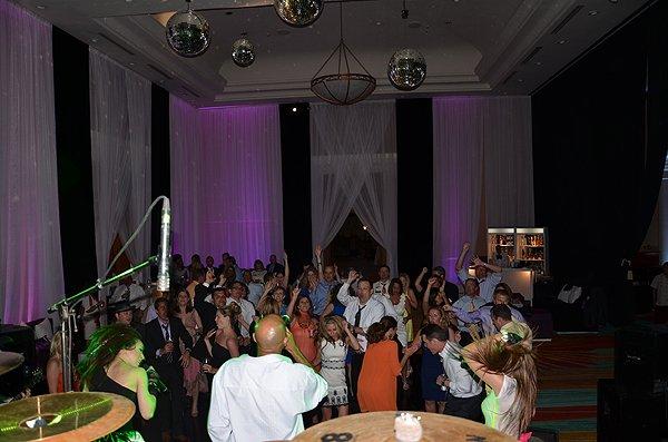 2012-03-21 Liquid Blue Band in Los Cabos Mexico at Hilton Los Cabos 185