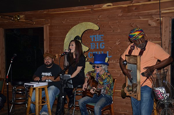 2012-05-07 Acoustic Blue in Hot Springs AR 2018
