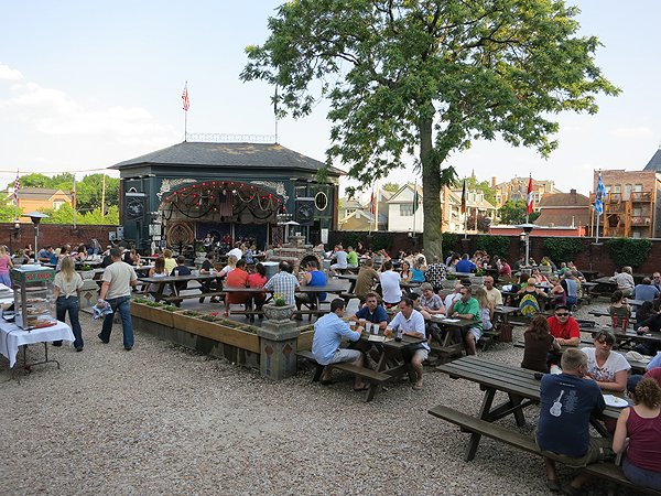 2012-05-19 Acoustic Blue in Indianapolis IN at The Rathskeller 3