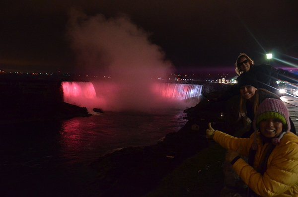 2012-12-10 Liquid Blue Band In Niagara Falls Ontario Canada 24