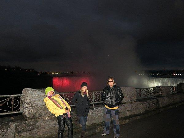 2012-12-10 Liquid Blue Band In Niagara Falls Ontario Canada 63