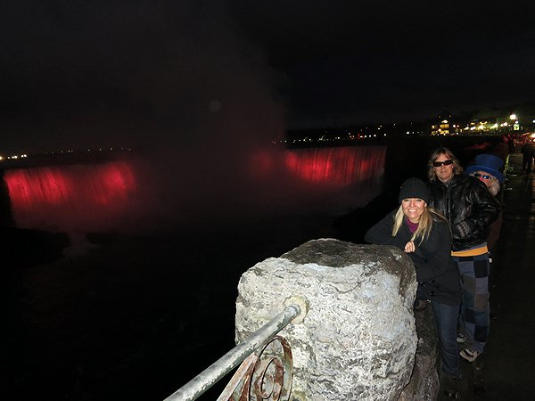 2012-12-10 Liquid Blue Band In Niagara Falls Ontario Canada 65