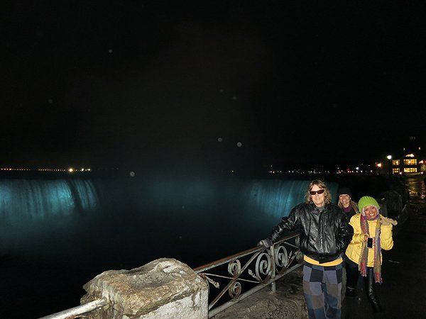 2012-12-10 Liquid Blue Band In Niagara Falls Ontario Canada 69