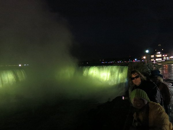 2012-12-10 Liquid Blue Band In Niagara Falls Ontario Canada 70