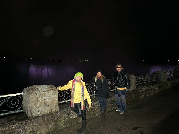 2012-12-10 Liquid Blue Band In Niagara Falls Ontario Canada 71