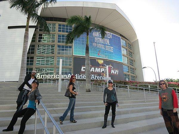 2013-01-16 Liquid Blue Band in Miami FL 002