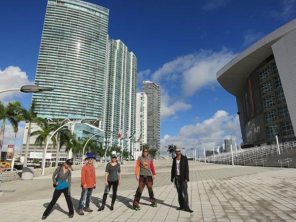 2013-01-16 Liquid Blue Band in Miami FL 005