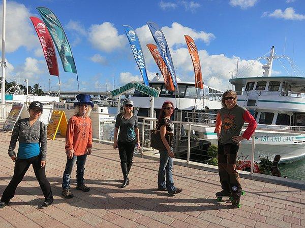 2013-01-16 Liquid Blue Band in Miami FL 008