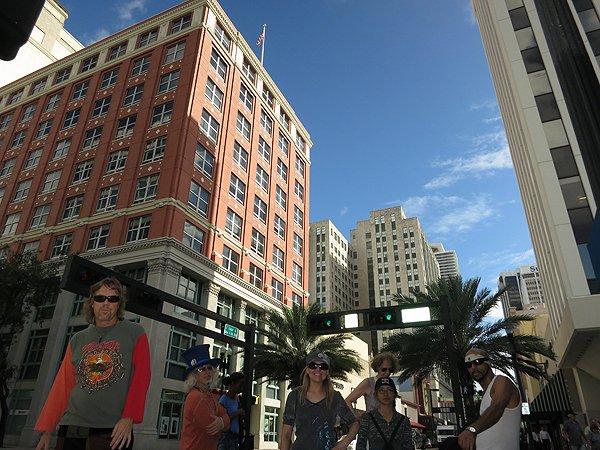 2013-01-16 Liquid Blue Band in Miami FL 016