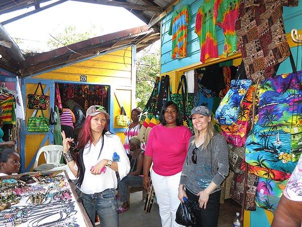 2013-01-17 Liquid Blue Band in Montego Bay Jamaica 003