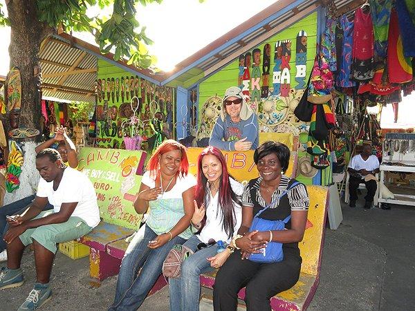2013-01-17 Liquid Blue Band in Montego Bay Jamaica 007