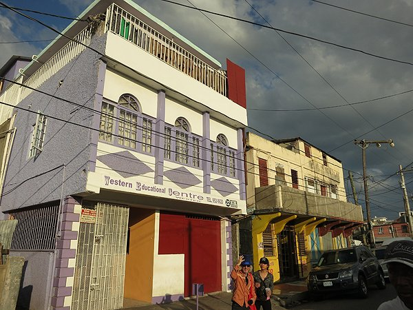 2013-01-17 Liquid Blue Band in Montego Bay Jamaica 023