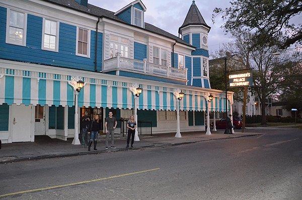 2013-01-24 Liquid Blue Band in New Orleans LA 011
