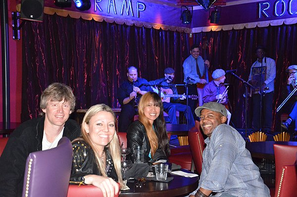 2013-01-24 Liquid Blue Band in New Orleans LA 019