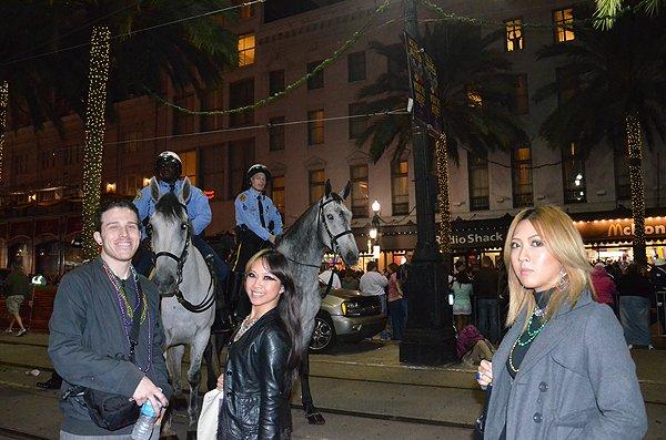 2013-01-24 Liquid Blue Band in New Orleans LA 042